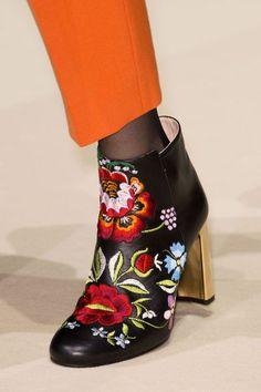 Tendances chaussures défilés automne-hiver 2015-2016 - L'Express Styles - Vivetta