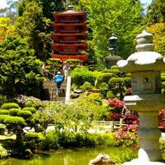 World's Most Beautiful City Parks - Golden Gate Park, San Francisco