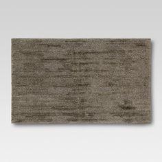 Stripe Textured Bath Rugs - Threshold™ : Target