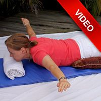 Osteoporosis Exercise: The Spine Strengthener         looked it up for a patient but I like the idea of it too :)