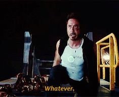 Whatever...