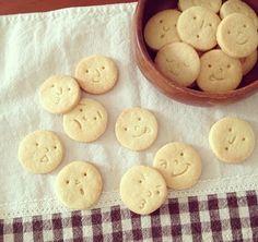顔のクッキー