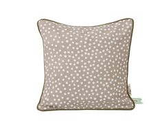 Dots Kissen - Grau - Ferm Living | brave flower Onlineshop
