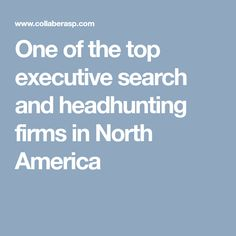 With 5 decades of expertise, CollaberaSP being an Executive search firm brings together a team of executive recruiters, executive talent in San Francisco Executive Recruiters, Executive Search, North America, Top, Crop Shirt, Shirts