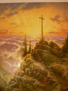 sunrise painting & thomas kinkade sunrise paintings for sale. Shop for thomas kinkade sunrise paintings & thomas kinkade sunrise painting artwork at discount inc oil paintings, posters, canvas prints, more art on Sale oil painting gallery. Thomas Kinkade Art, Kinkade Paintings, Oil Paintings, Easter Paintings, Thomas Kincaid, Sunrise Painting, Art Thomas, Les Religions, Images Wallpaper