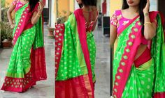 Grab this week day deal !! Pure ikkat silk sari Was : 7690 Rs Now : 6500 Rs Mail us quick before its gone  - varunigopen@gmail.com /whatsapp 9849125889 23 August 2016