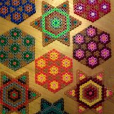 Hama Bead Coasters