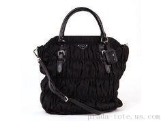 0a4aa8faa5edd2 Prada BN1336 Nappa Guafre Leather Brown Handbags | bags | Pinterest ...