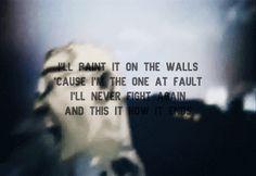 Linkin Park - Breaking the Habit gif.