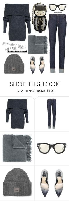 """""""#52 Style This Jumper: 09/09/15"""" by pinky-chocolatte ❤ liked on Polyvore featuring Acne Studios, Christian Dior, MyStyle, polyvorecommunity, beoriginal, polyvorefashion and PolyvoreMostStylish"""
