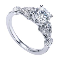 It's important to learn just a few basics about diamonds and diamond engagement rings to insure the purchase is of the value paid. Description from amidonjewelers.com. I searched for this on bing.com/images