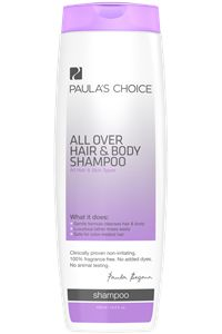 Hair+&+Body+Shampoo+#paulaschoice+#fragrancefreeproducts+#crueltyfreeproducts