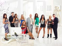 Another guilty pleasure…Jerseylicious on the Style network before Big Rich Texas!