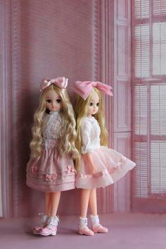 ゆめみる少女たち4841 Licca Dolls