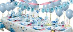 Cinderella Party Supplies - Cinderella Birthday - Party City