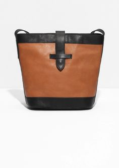 & Other Stories | Leather Shoulder Bag