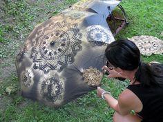 Sateenvarjo mulla jo on, joten eikun spray-maalin ostoon! VMSomⒶ KOPPA: omA IDEA