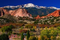 5 Things To Do In Colorado Springs
