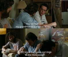 One of the best movie quotes of all time! Favorite Movie Quotes, Famous Movie Quotes, Tv Quotes, Funny Quotes, Funny Movies, Great Movies, Funniest Movies, Awesome Movies, Hangover Quotes