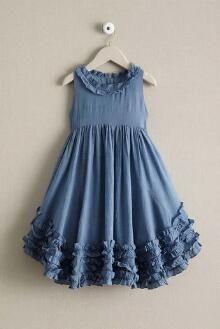 Chambray Filles Rêves Dress