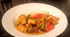 Tofu curry   The Vegan Society