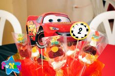 Cars Birthday Party Ideas | Photo 6 of 17