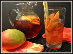 Homemade Mango Iced Tea Recipe Try this recipe with Rutter's Unsweetened Iced Tea; a black tea blend with a bold, smooth flavor in a convenient take home package