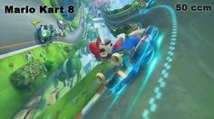 Let's Play : Mario Kart 8 50 ccm Selection [WII U]