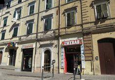 Ancona, Marche, Italy - Corso Carlo Albertoi , particolare by Gianni Del Bufalo CC BY-NC-SA