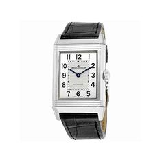 Jaeger LeCoultre Reverso Classic Automatic Mens Watch Q3828420 – Watch Time Luxury