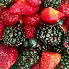 Easy Strawberry & Blackberry Pudding Recipe