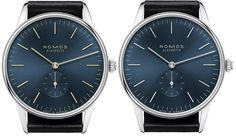 Nomos Orion Midnight Edition Watch For Timeless -