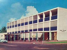 Darwin Post Office 1963. Darwin, Post Office, Multi Story Building, Australia, History, Historia, Mail Center