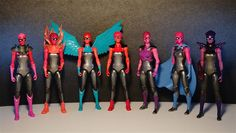 These are awesome. Superheroes for girls. Love the mission.