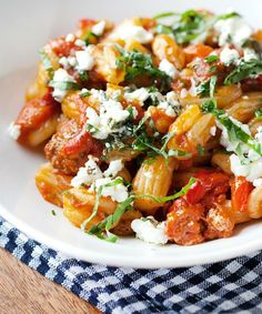 8 perfect pasta dishes to try this spring