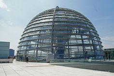 Kuppel Reichstag Berlin