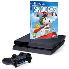 Concours Zweifel - Gagnez 1 Playstation 4 avec jeu PEANUTS
