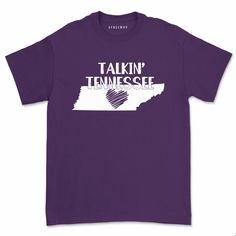 Talkin Tennessee Shirt Casual Morgan Wallen T-Shirt Unisex Cowboy Country Music Summer Short Sleeve Tops Tee Summer Shorts, Online Shopping Clothes, Country Music, Tennessee, Casual Shirts, Black And Grey, Size Chart, Unisex, Shoulder Taping
