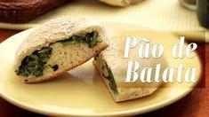 Como fazer Pão de Batata (Vegan)