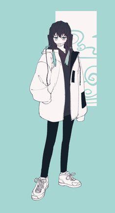 Anime Angel, Anime Demon, Manga Anime, Anime Art, Demon Slayer, Slayer Anime, Dark Anime Guys, Pose Reference Photo, Identity Art