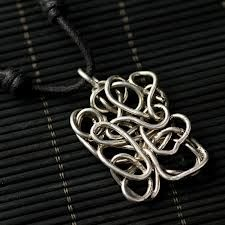$28.00  Awesome twisted metal!  Jocelyn Necklace by the Starfish Project