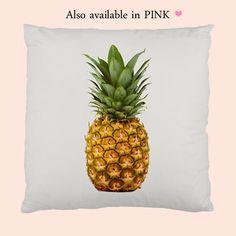 Pineapple pillow,pineapple cushion,tumblr,hipster pillow,gift,cool pillow,pink,gray pillow,cool pilloq,fun pilloq,tropical pillow,fun pillow...