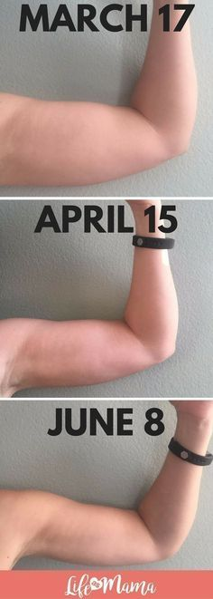 Workout Challenge How I Toned My Arms In Less than 3 Months! - I got rid of my arm flab in just three months and using only 5 pound weights! It only takes 15 minutes, 4 times a week to get toned arms. You can do it! Dieta Fitness, Fitness Diet, Health Fitness, Yoga Fitness, Workout Fitness, Fitness Goals, Fitness Workouts Arms, Fitness Plan, Enjoy Fitness