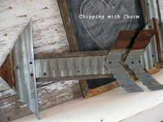 Knick of Time | Corrugated Metal – It Isn't Just for Old Barns! | http://knickoftime.net