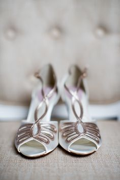 PINK Shoes Bride Bridal Vintage Pretty Relaxed Countryside Wedding | wedding | | wedding shoes  | | bridal shoes | #wedding #weddingshoes   http://www.roughluxejewelry.com/