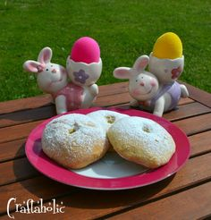 My grandma's recipe for traditional easter cookies. Greek Easter, Easter Traditions, Easter Cookies, Easter Recipes, Doughnut, Recipies, Deserts, Easy Meals, Sweets