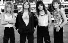 ozzy osbourne and randy rhoads band pictures - Google Search