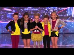 America's Got Talent 2013 - Fresh Faces   Dance Group Performs to Ke$ha'...