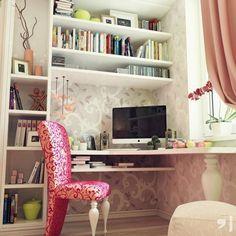 Вариант комнаты для подростка - Дизайн интерьеров | Идеи вашего дома | Lodgers