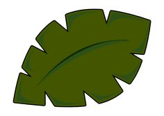 Jungle Leaf By Stevepetmonkey Jungle Style Leaf - Clipart Suggest Tree Clipart, Leaf Clipart, Leaves Template Free Printable, Jungle Clipart, Leaf Cutout, Animal Cutouts, Jungle Tree, Palm Tree Leaves, Free Clipart Images